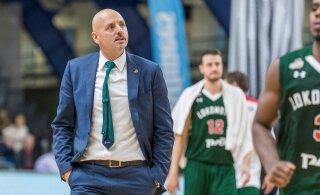 VTB Ühisliiga klubi vahetas taas peatreenerit ja palkas uue mängumehe
