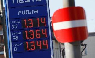 Biolisandi nõue võib kütusefirmade hinnangul diislikütuse hinda kergitada
