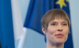 Kersti Kaljulaid: tihti kuulen, et eestivenelased olla oht meie julgeolekule. Need väited on minu jaoks solvavad