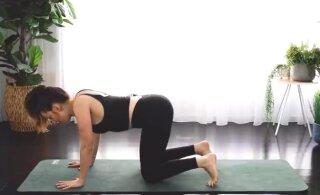 VIDEO | See pilatese trenn muudab su alumised kõhulihased 11 minutiga tugevamaks