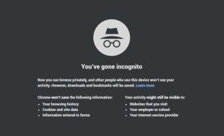 Google jälgib sind ka siis, kui kolid brauseri privaatsesse režiimi