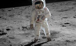 Kui inimene kõnniks päevas 10 kilomeetrit, jõuaks ta Kuule juba saja aastaga!