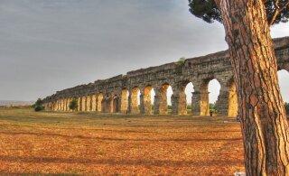 Akvedukti vägi: Rooma impeerium püsis korraliku veevarustuse toel