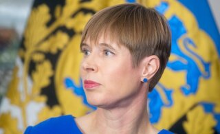 Kersti Kaljulaid Martin Helmele: rünnak arstkonna vastu on lubamatu
