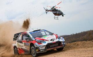 Toyota ei soovi WRC-etappi Belgiasse: eksimisruumi on liiga vähe