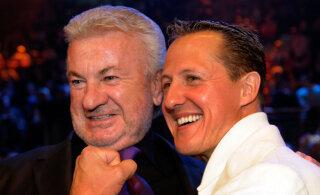 Michael Schumacheri endine mänedžer: Michael tahtis vormel-1 naasta ja oma poega juhendama hakata