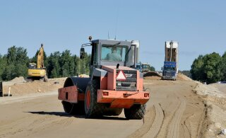Aaspere–Haljala tee ehitusel on ilmnenud probleemid