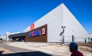 В Ласнамяэ открылся обновленный магазин Maxima X — с электронными ценниками