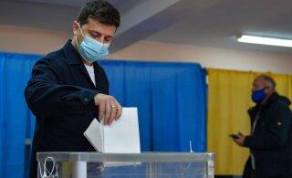 Местные выборы на Украине: поражение партии Зеленского и триумф мэров