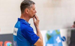 Audentes kaotas Balti liiga veerandfinaalis tiitlikaitsjale