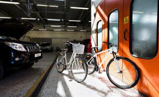 Kindlustusfirma annab asendusauto asemel jalgratta