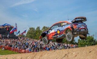 Jüri Ratas Eesti WRC-etapi publikuarvust: see on nii suur üritus, vaja on erilähenemist