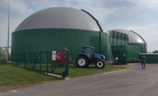 Biogaas ja biometaan | Ka energia võib olla põllumajandussaadus