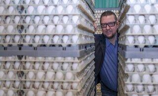 Salmonelloosipuhang Eesti suurimas kanalas kasvatab nõudlust piiritagusele munale