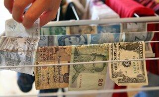 Эстония перенимает пятую директиву ЕС о борьбе с отмыванием денег
