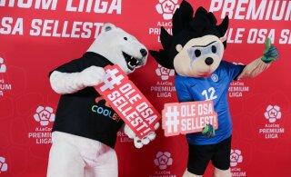 Первый трофей нового сезона в эстонском футболе разыграют в Нарве