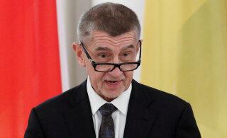 Eestit külastab Tšehhi peaminister Andrej Babiš