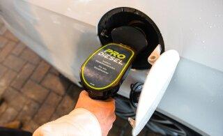 Euroopa autoturg on diiselmootori nurka värvinud, CO2 näidud kerkivad