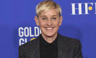 Ellen DeGeneres kommenteeris uue saatehooaja alguses esimest korda teda tabanud skandaali: taipasin, et siin on toimunud asju, mida poleks kunagi tohtinud olla