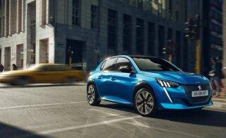 VIDEO | Proovisõit Peugeot e-208 – pealtnäha tavaline auto...