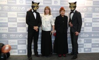 FOTOD | Glamuurne seltskond filmifänne! Vaata, kes saabusid PÖFF-i suurejoonelisele avatseremooniale