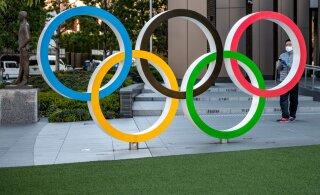 The Times: Tokyo olümpiamängud jäetakse sel suvel ära. Korraldajad: see ei vasta tõele