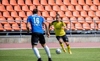Eesti jalgpallur liitus Soome meistermeeskonnaga