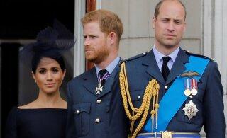 Prints William hoolitseb jätkuvalt venna heaolu eest: nad on alati teretulnud tagasi