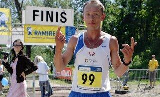 Täna 18 aastat tagasi: Pavel Loskutov püstitas maratonis võimsa Eesti rekordi