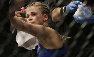 VIDEO | Paljastavate piltidega kuulsust kogunud Paige VanZant sai UFC võitlussaarel kiire kaotuse