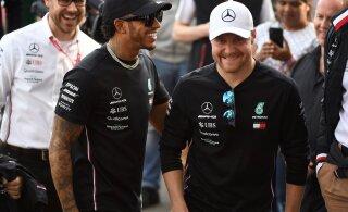 BLOGI | Mercedese ülemvõim kestab: Kuus võitu kuuest, Hamilton jäi taaskord löömatuks