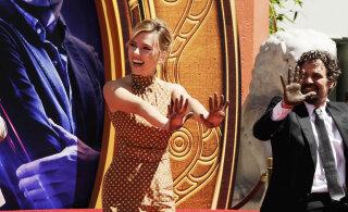 Palju õnne! Scarlett Johansson on kihlatud