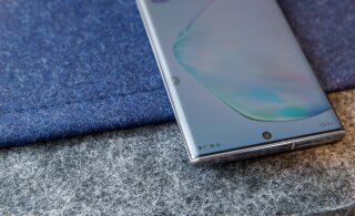 Leke: Samsung toob turule telefoni, mille nähtamatu kaamera on ekraani all