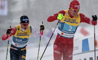 ВИДЕО: Российские лыжники растеряли 45-секундный перевес в эстафете