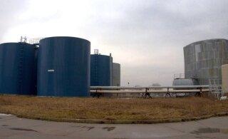 В 40 км от эстонской границы произошло экологическое ЧП