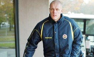 40-aastane Läti korvpallilegend naases edukalt poksiringi