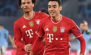 Teisipäeval Müncheni Bayerni ridades ajalugu teinud noor vutimees keeras Inglismaale selja