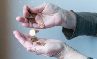 Рост заработной платы прекращается