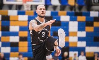 Taas Eestis mängiv Martynas Mažeika: loodan, et jõuan kunagi Kalev/Cramosse tagasi