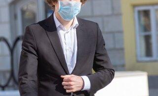 ФОТО | Распространение коронавируса на Сааремаа в полтора раза выше, чем в Ломбардии. Зачем министр социальных дел туда поехал?