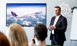 Xfly запустит в сентябре линию Таллинн-Стокгольм