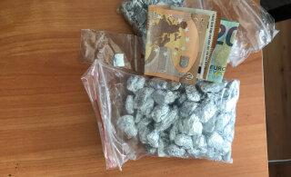 ФОТО | Уличные наркодилеры из Ида-Вирумаа отправлены за решетку