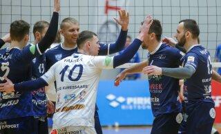 Saaremaa VK ja Selver Tallinn avavad Aadu Luukase karikavõistluste poolfinaalid