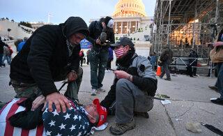 Бунт в Вашингтоне ведет к противоположным результатам по сравнению с ожидавшимися его участниками