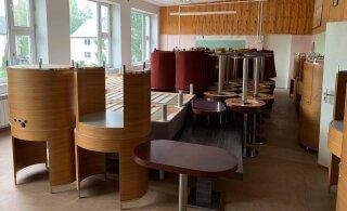 FOTOD | Remonti läinud Tallink City hotelli mööbel ja sisustus leidis tee kohtadesse üle Eesti