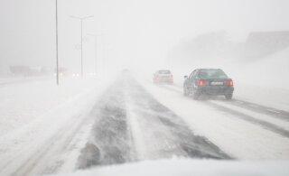 FOTOD JA VIDEO | Kas mäletad? Täpselt 12 aastat tagasi tabas Eestit võimas lumetorm