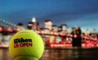 Mustvalgel kirjas: US Openi korraldajad ei vastuta tennisisti koroonaviirusesse nakatumise ega sellega kaasneda võiva surma eest