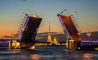 E-viisa teeb ka pensionäridel Peterburi külastamise lihtsaks