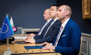 Jüri Ratas vastab ausalt: koalitsioonileppe täitmiseks sellel aastal raha ei ole