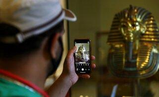 ИДЕМ В МУЗЕЙ! Сокровища Древнего Египта в Художественном музее KUMU